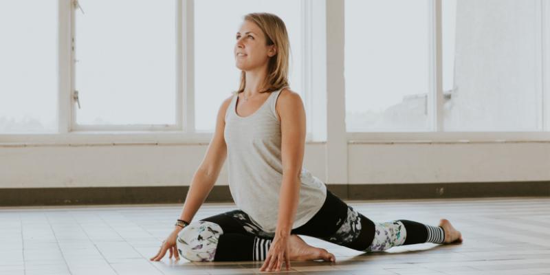 Yin Yoga voor beginners cursus
