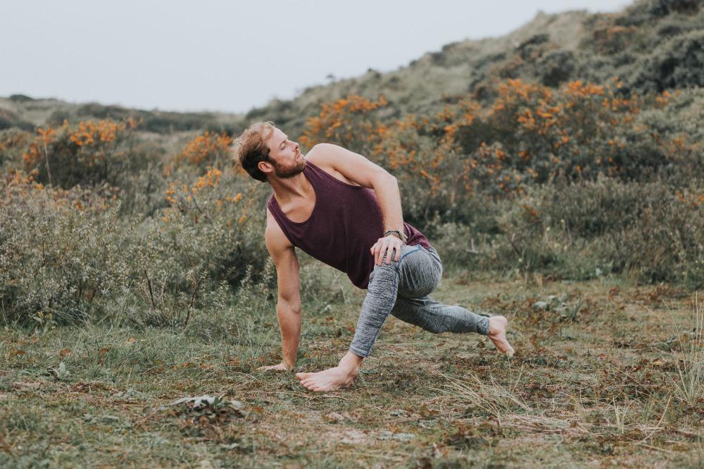 Yoga tegen stress cursus